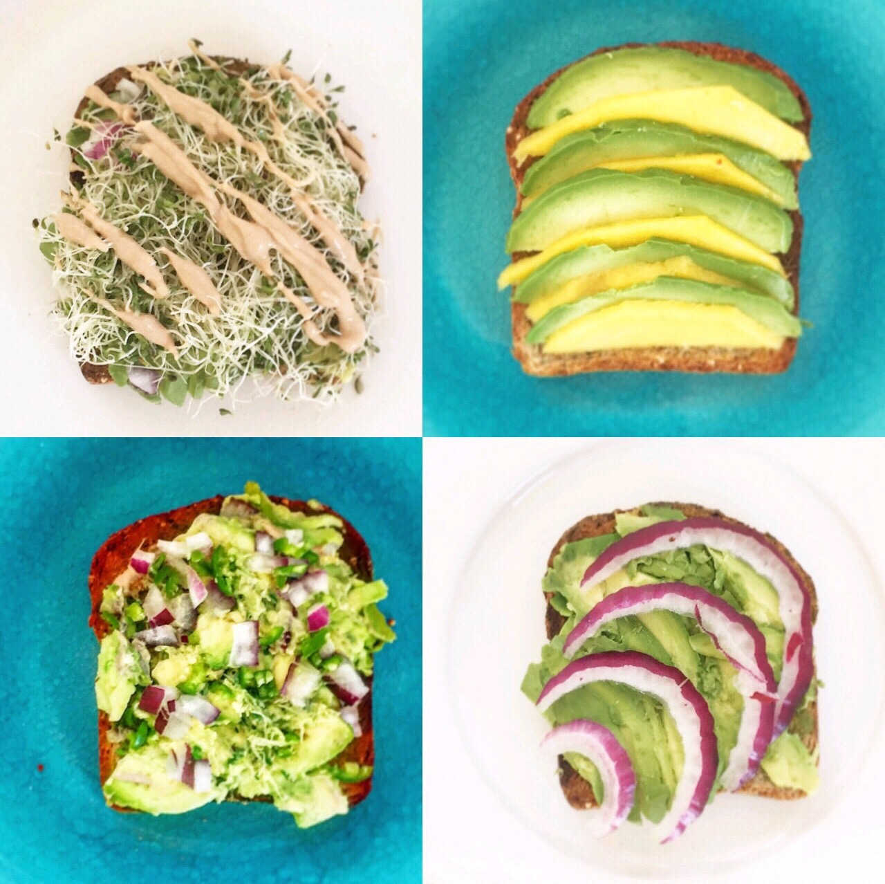 🥑Sprouted Toast🥑 – My Path to Yogi
